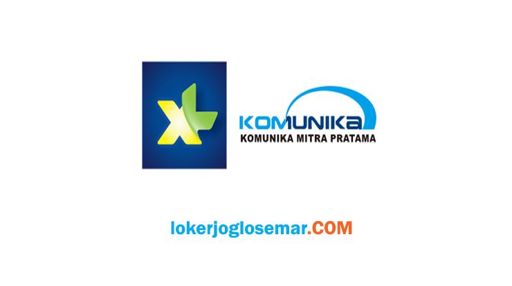 Loker Karesidenan Surakarta September 2020 PT Komunika Mitra Pratama