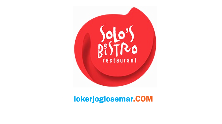 Loker Bartender/Barista Solo's Bistro Restaurant