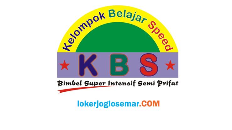 Loker Sragen Lulusan S1 Lembaga Bimbingan Belajar KBS Gemolong