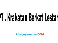 Lowongan Kerja Sukoharjo Bulan Agustus 2020 PT Krakatau Berkat Lestari