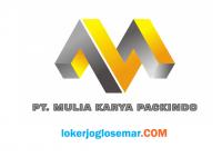 Loker Sukoharjo Lulusan S1 PT Mulia Karya Packindo