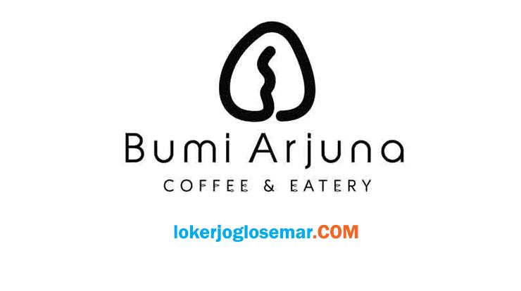 Walk In Interview Bumi Arjuna Coffee & Eatery Semarang