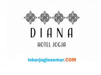 Loker September 2020 Hotel Diana Jogja