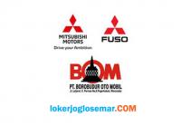 Loker Jogja dan Magelang Sales Executive PT Borobudur Oto Mobil