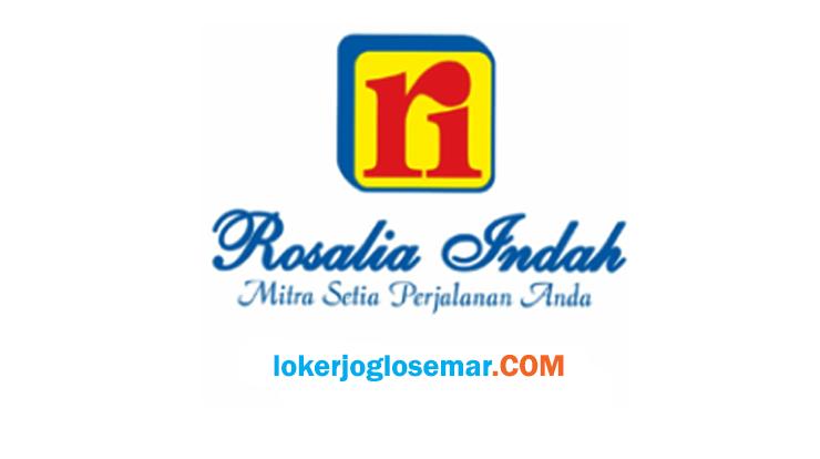 Loker Karanganyar September 2020 PT Rosalia Indah Transport