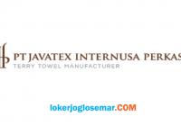 Loker Karanganyar PT Javatex Internusa Perkasa Agustus 2020