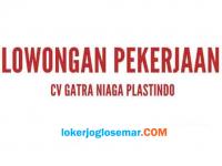 Loker Karanganyar Terbaru CV Gatra Niaga Plastindo