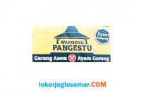 Loker Kendal Waroeng Pangestu Agustus 2020
