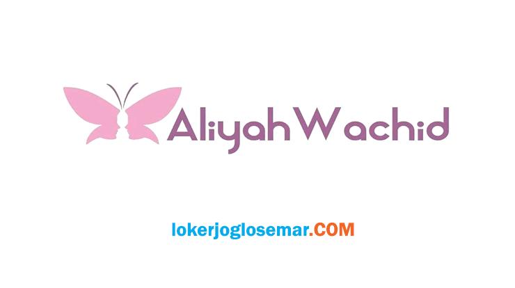 Loker Semarang Lulusan SMA SMK Aliyah Wachid