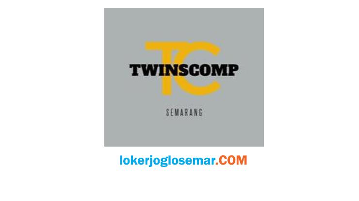 Loker Semarang September 2020 Twins Computer