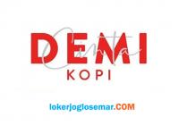 Loker Semarang Team Member Demi Cinta Kopi