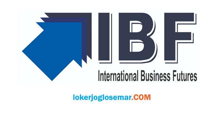 Loker Solo Baru Terbaru PT International Business Futures