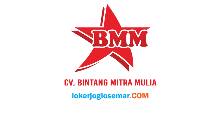 Loker Solo September 2020 Perusahaan Produk PKRT CV Bintang Mitra Mulia