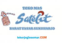 Loker Sukoharjo Karyawati Toko Mas Satelit