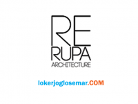 Lowongan Kerja Jogja Agustus 2020 RERUPA Architecture