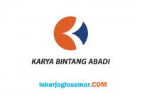 Lowongan Kerja Jogja CV Karya Bintang Abadi September 2020