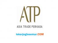 Lowongan Kerja Bantul September 2020 PT Asia Trade Perkasa
