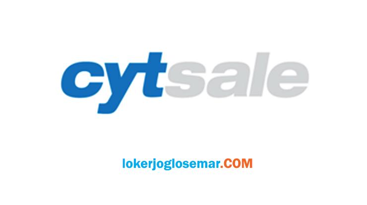 Lowongan Kerja Jogja September 2020 Cytsale GmbH & Co KG