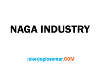 Loker Solo Terbaru September 2020 Naga Industry