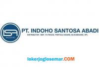 Lowongan Kerja Semarang PT Indoho Santosa Abadi Bulan Agustus 2020
