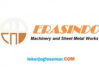 Lowongan Kerja Solo Lulusan SMK Erasindo Machinery and Sheet Metal Works