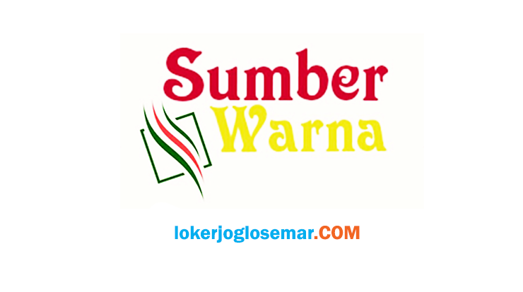Lowongan Kerja Sukoharjo CV Sumber Warna Agustus 2020