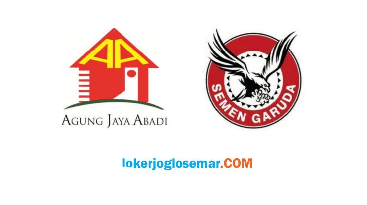 Lowongan Kerja Jogja Marketing CV Agung Jaya Abadi