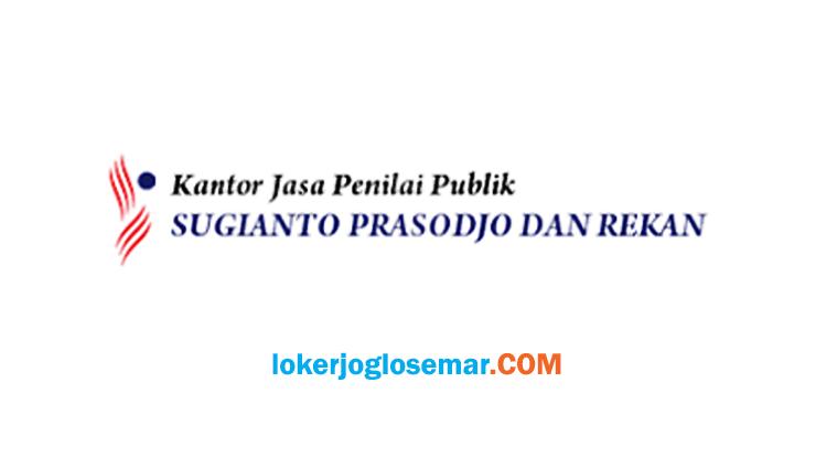 Lowongan Pelaksana Inspeksi/Surveyor Kantor Jasa Penilai Publik Sugianto Prasodjo dan Rekan Cabang Semarang