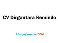 Lowongan Sopir Kantor Semarang CV Dirgantara Kemindo