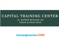 Loker Solo Oktober 2020 Capital Training Center