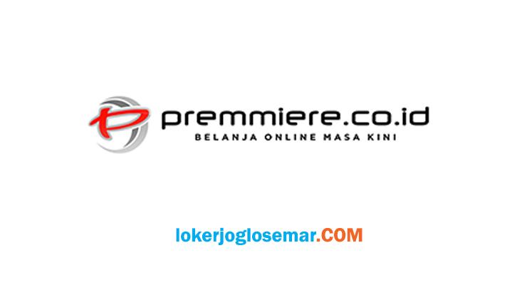 Loker Jawa Tengah dan Jogja Lulusan D3 Solusi Arya Prima (Premmiere Store)