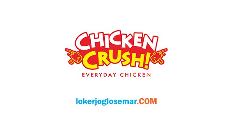 Loker Jogja Oktober 2020 Chicken Crush