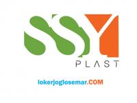 Loker Karanganyar PT Solo Surya Plasindo September 2020