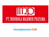Loker Kudus September 2020 PT Indoboga Makmur Pratama