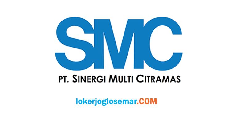 Loker Kudus dan Jogja September 2020 PT Sinergi Multi Citramas