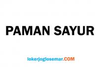 Loker Semarang Administrasi Perusahaan Kuliner dan Resto Paman Sayur