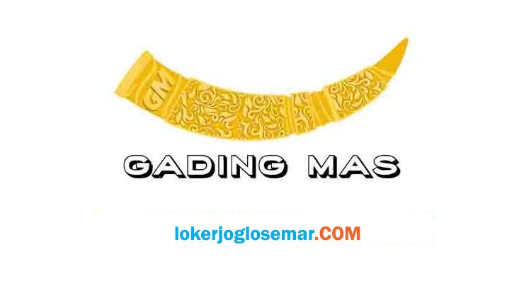 Loker Semarang Oktober 2020 Gading Mas