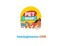 Lowongan Kerja Tangerang Kasir Pet Shop
