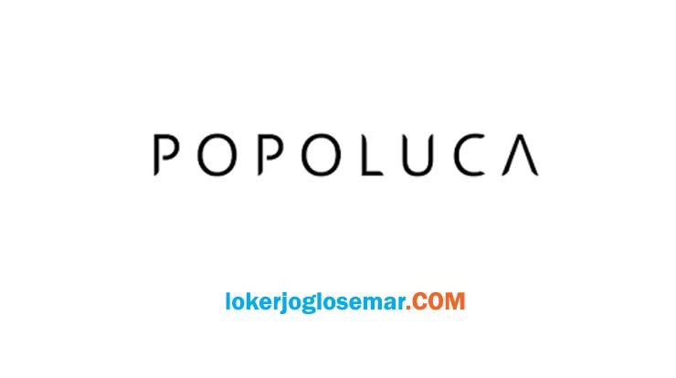 Loker Sleman September 2020 Popoluca The Label