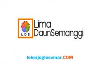 Loker Solo Lulusan D3/S1 CV Lima Daun Semanggi