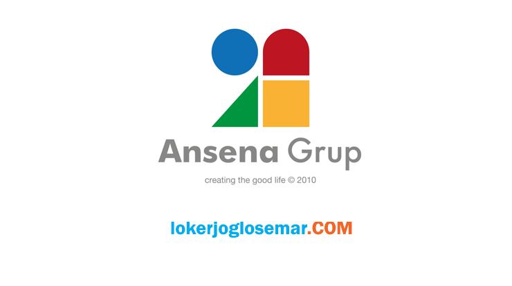 Loker Solo Marketing dan Admin Officer PT Ansena Grup Asia
