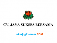 Lowongan Kerja Jogja dan Solo September 2020 CV Jaya Sukses Bersama