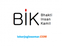 Lowongan Kerja Karanganyar Lulusan SMA/SMK PT Bhakti Insan Kamil
