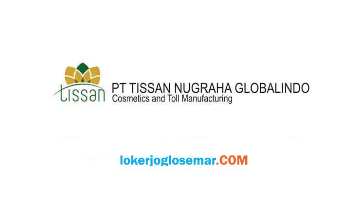 Lowongan Kerja Semarang September 2020 PT Tissan Nugraha Globalindo
