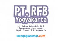 Lowongan Kerja September 2020 PT RFB Yogyakarta