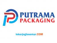 Lowongan Kerja Sleman September 2020 CV Putrama Packaging