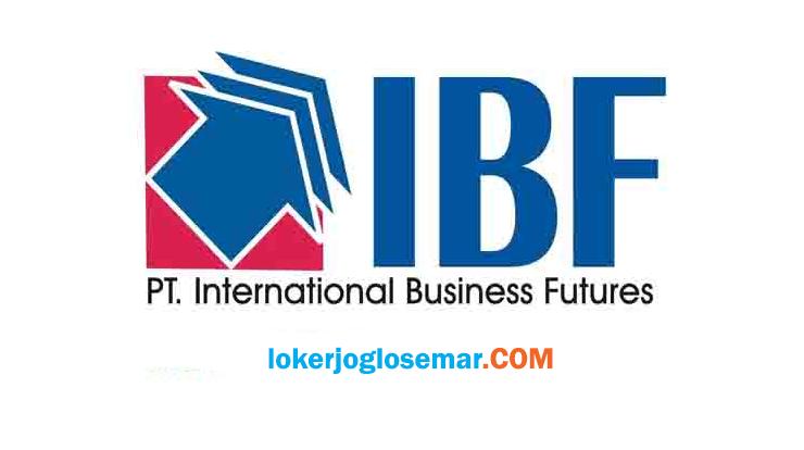 Loker Solo Baru PT International Business Futures Oktober 2020