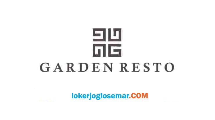 Lowongan Kerja Solo Raya Lulusan SMA/SMK Garden Resto