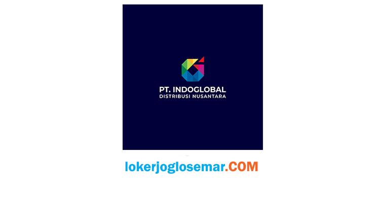 Lowongan Kerja Solo Sales PT Indoglobal Distribusi Nusantara