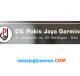 Lowongan Kerja Solo September 2020 CV Pakis Jaya Garmindo